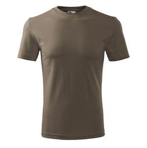 Adler Pánske tričko Classic New - Army | XXL