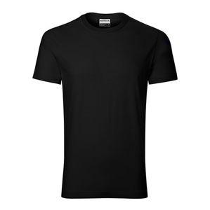Adler Pánske tričko Resist - Černá | L