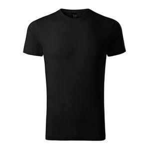 Adler Pánske tričko Malfini Exclusive - Černá | M