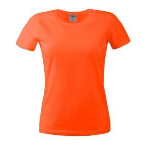 Keya Dámske tričko ECONOMY - Oranžová | XL