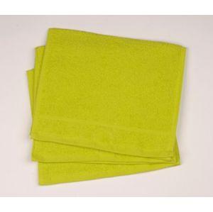 Dobrý Textil Malý uterák Economy 30x50 - Pistáciová