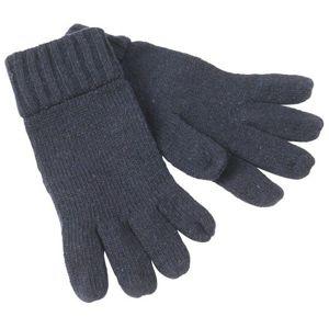 Myrtle Beach Zimné rukavice MB7980 - Tmavě modrá | L/XL