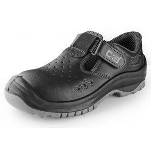 Canis Pracovné sandále SAFETY STEEL COPPER O1 - 41