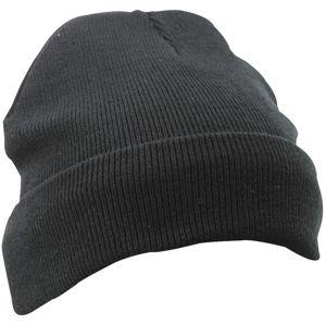 Myrtle Beach Zimná pletená čiapka Thinsulate MB7551 - Olivová