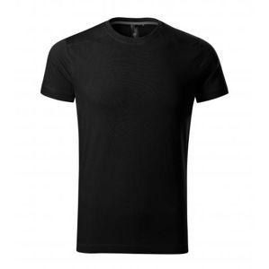 Adler Pánske tričko Action - Černá | L