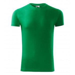 Adler Pánske tričko Replay/Viper - Středně zelená | XL