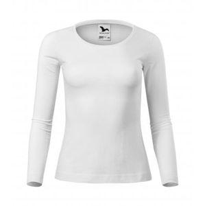 Adler Dámske tričko s dlhým rukávom Fit-T Long Sleeve - Bílá | L