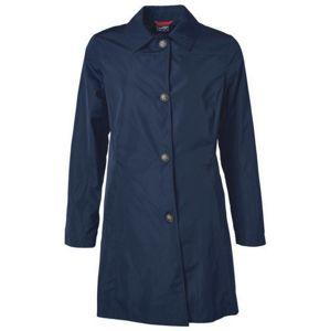 James & Nicholson Dámsky kabát JN1141 - Tmavě modrá | XL