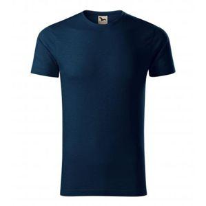 Adler Pánske tričko Native - Námořní modrá | S