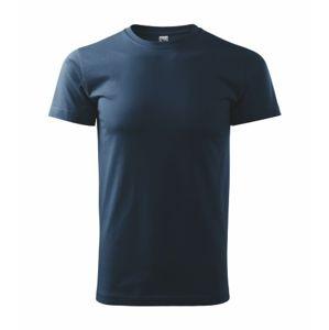 Adler Tričko Heavy New - Námořní modrá | XXXXL