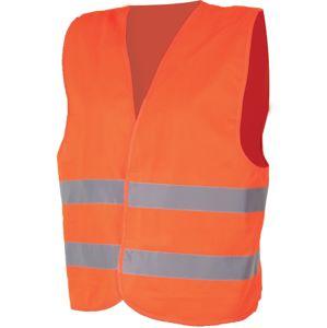 Ardon Reflexná vesta - Oranžová   uni