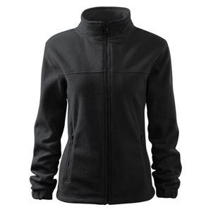 Adler Dámska fleecová mikina Jacket - Ebony gray | XXL