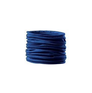Adler Multifunkčná šatka Twister - Královská modrá | uni
