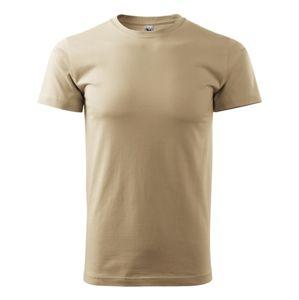 Adler Pánske tričko Basic - Písková | L