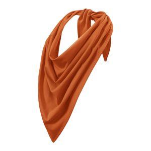 Adler Šatka Fancy - Oranžová   uni