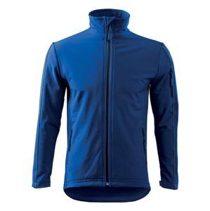 Adler Pánska bunda Softshell Jacket - Královská modrá | XL