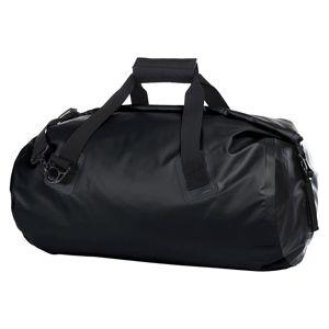 Halfar Nepremokavá športová cestovná taška SPLASH - Matná černá